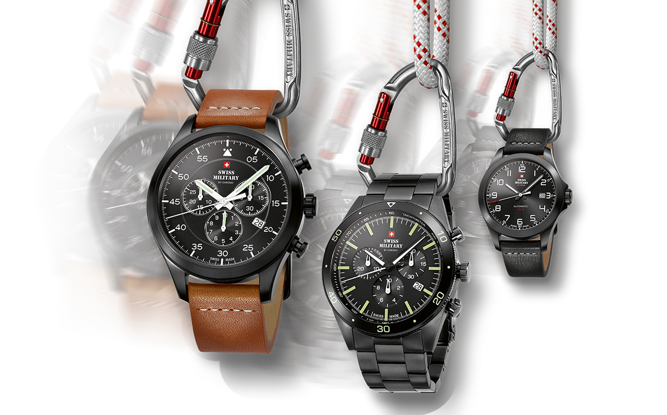 c34a7fc8 SWISS MILITARY by Chrono